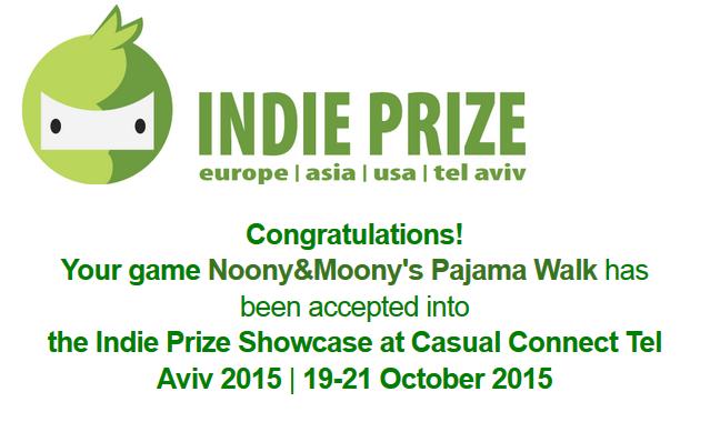 CONFIRMATION. Indie Prize Tel Aviv 2015 I 19-21 October 2015. Noony&Moony's Pajama Walk - freakyzelga@gmail.com - Gmail - Mozilla Firefox 2015-09-07 12.22.13
